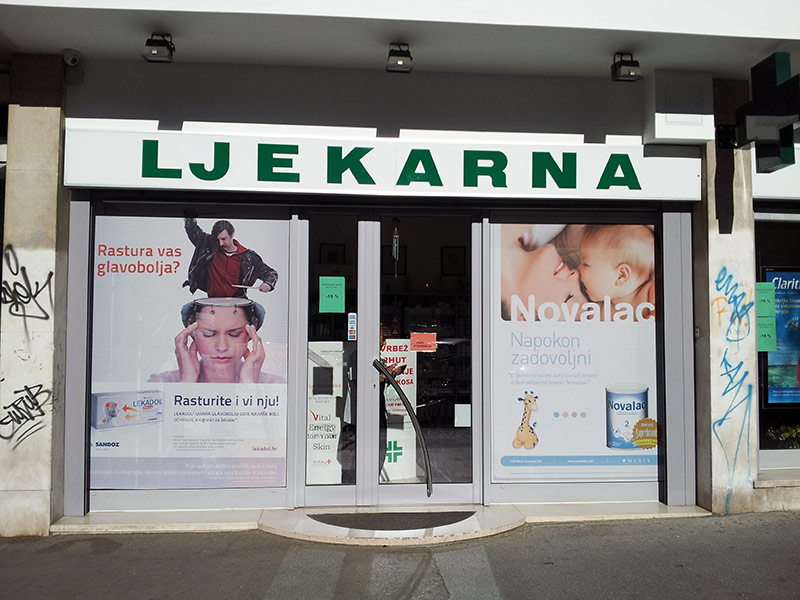Croatia Pharmacy - Ljekarna
